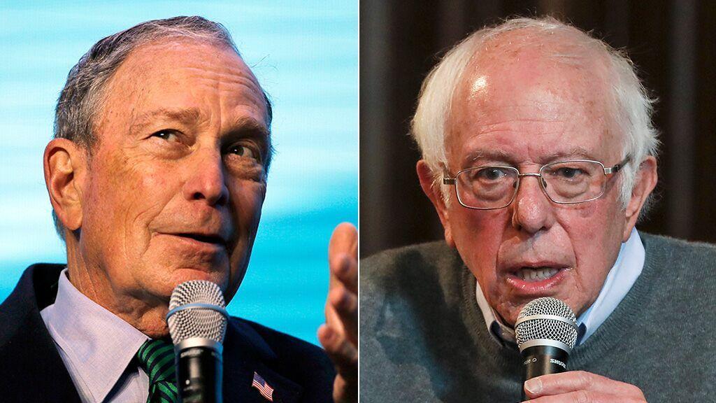 Bloomberg Blasts Sanders Outrageous Claim That Soleimani Strike Was An Assassination In 2020 Fox News App Presidential Race Bernie Sanders