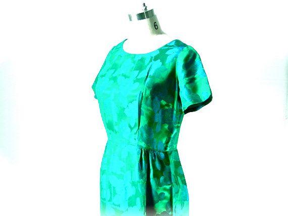 Dress Vintage Jackie O Style by SueEllensFlair on Etsy
