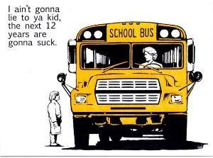Baaahhhhaaaaaahahahahahahaaaaaaaaaa School Bus Drivers Know Their Stuff School Bus Driving Bus Driver School Bus