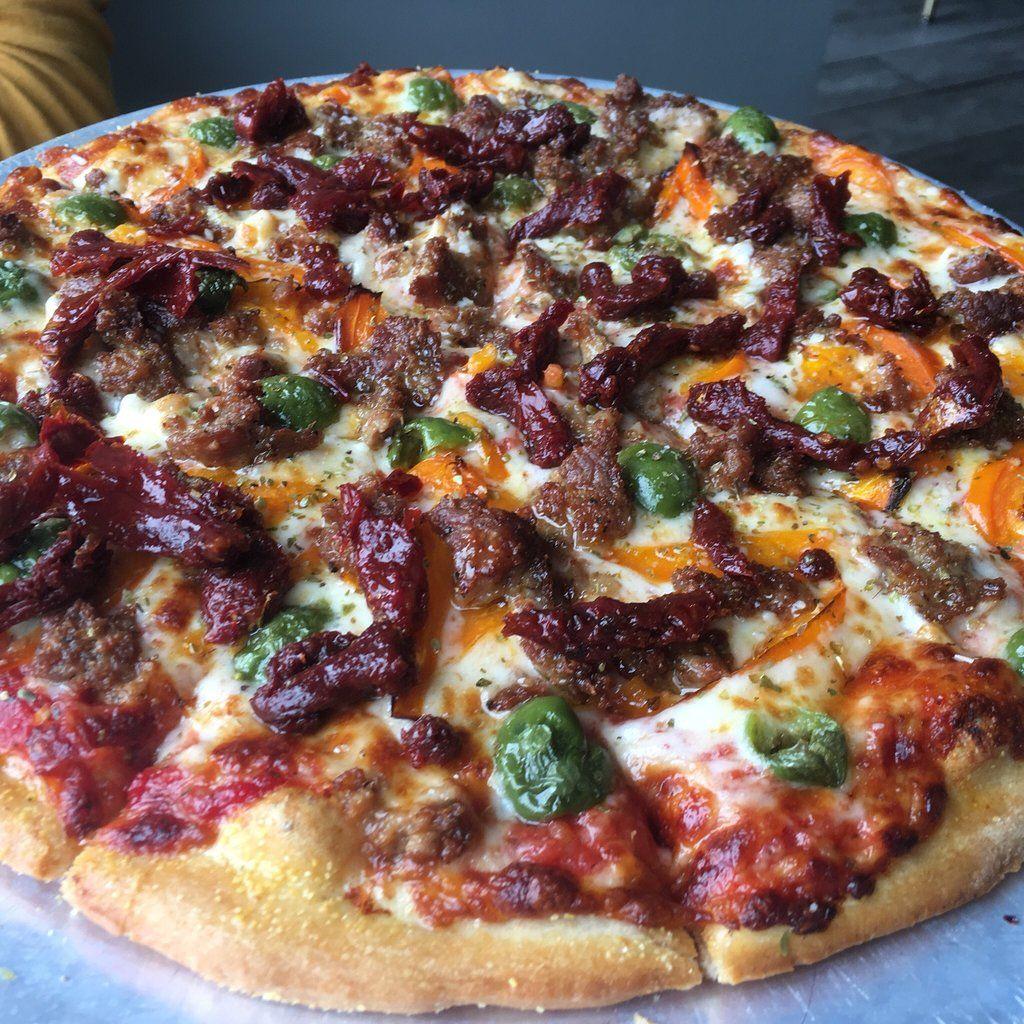 Heirloom pizza monterey restaurant reviews phone