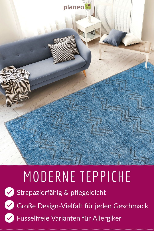 Moderne Teppiche Fussboden Und Raume Stilvoll Aufwerten In 2020 Teppich Moderne Teppiche Teppichboden