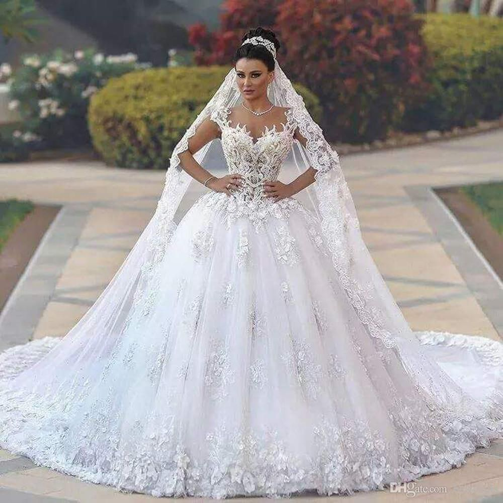 Comprar vestido de noiva de renda online