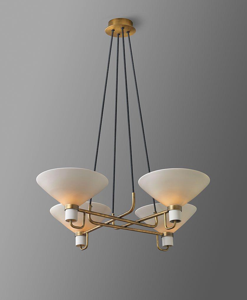 Lauriston 4 Light Pendant