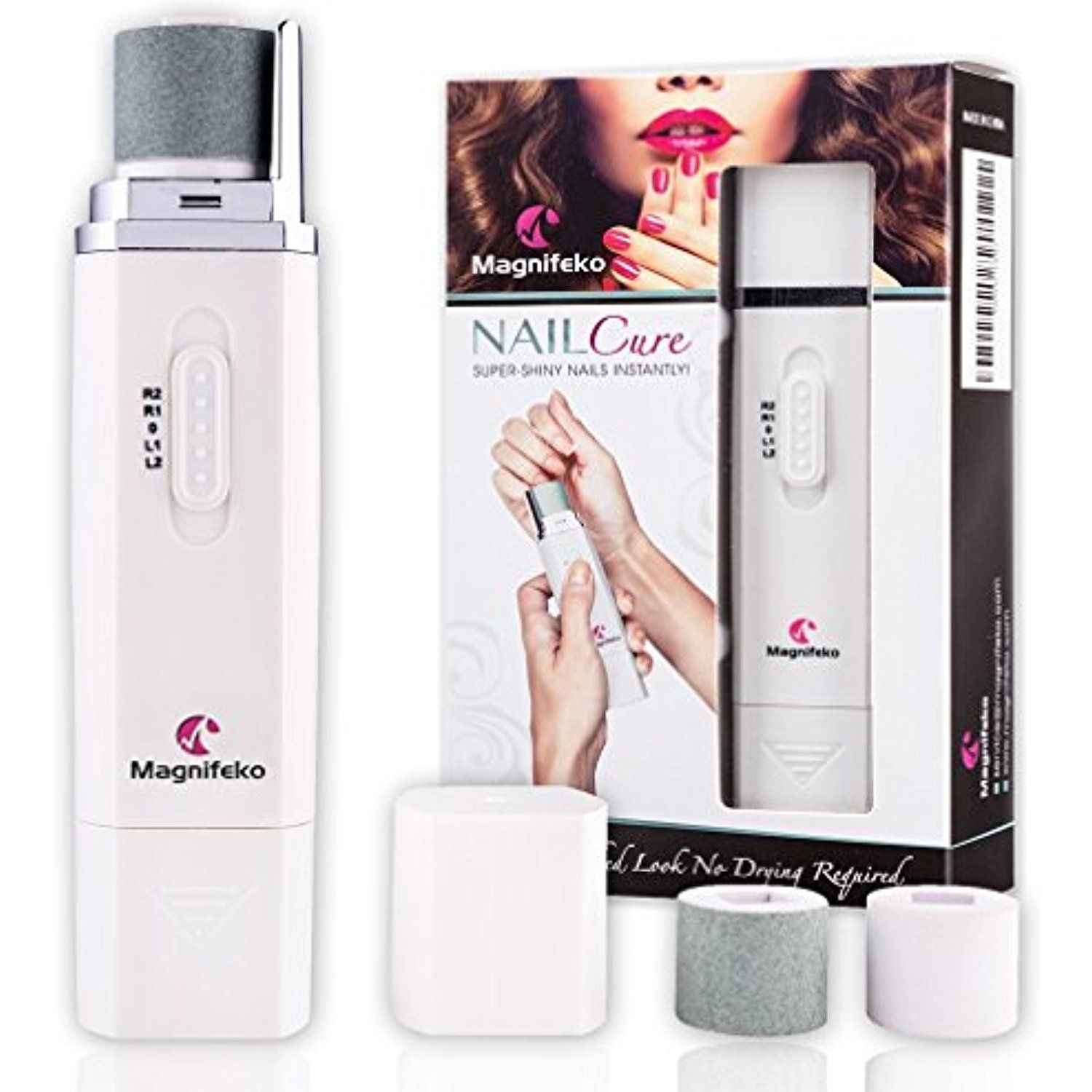 Magnifeko Electronic Manicure and Pedicure Kit Nail Care >>> You can ...