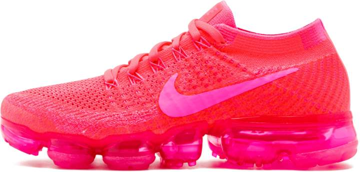 premium selection b166e ce25f WMNS Nike Air Vapormax Flyknit Hyper Punch/Pink Blast ...