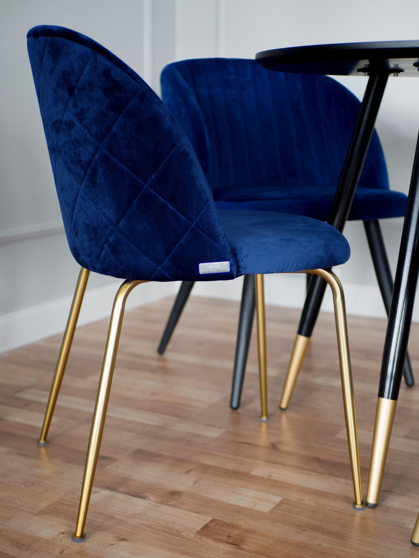 Krzeslo Na Zlotych Nogach Furniture Home Decor Chair