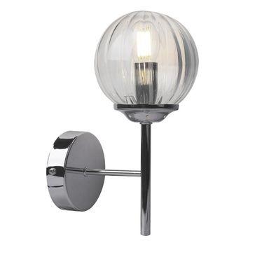 Kinkiet Lazienkowy Best 2 Chrom Candellux Oswietlenie Obok Lustra W Atrakcyjnej Cenie W Sklepach Leroy Merlin Wall Lights Sconces Lamp