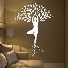 Resultado de imagem para adesivo automovel yoga