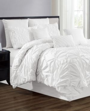 Marquis 10 Pc California King Comforter Set White Comforter Sets King Comforter Sets Full Comforter Sets