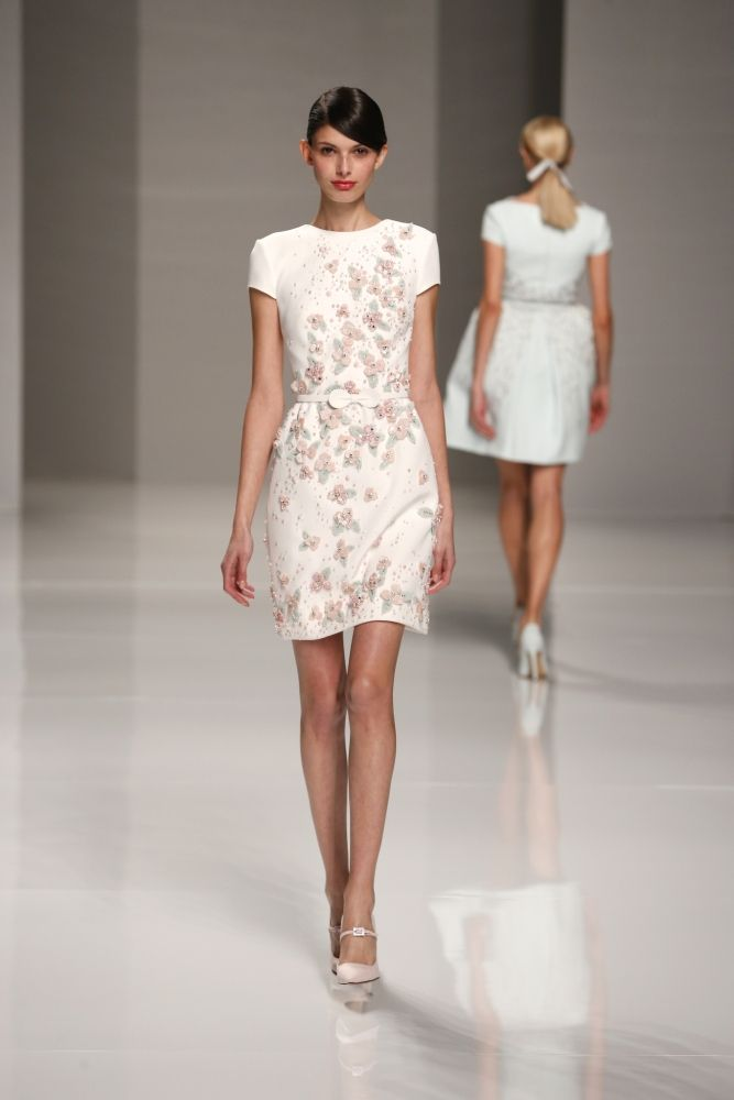 Georges Hobeika Spring 2015 Couture - - Georges Hobeika Spring 2015 Couture -