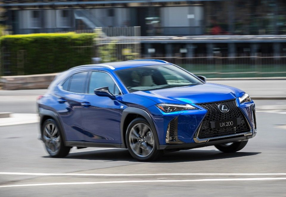 Lexus UX just a couple of things , , https//www