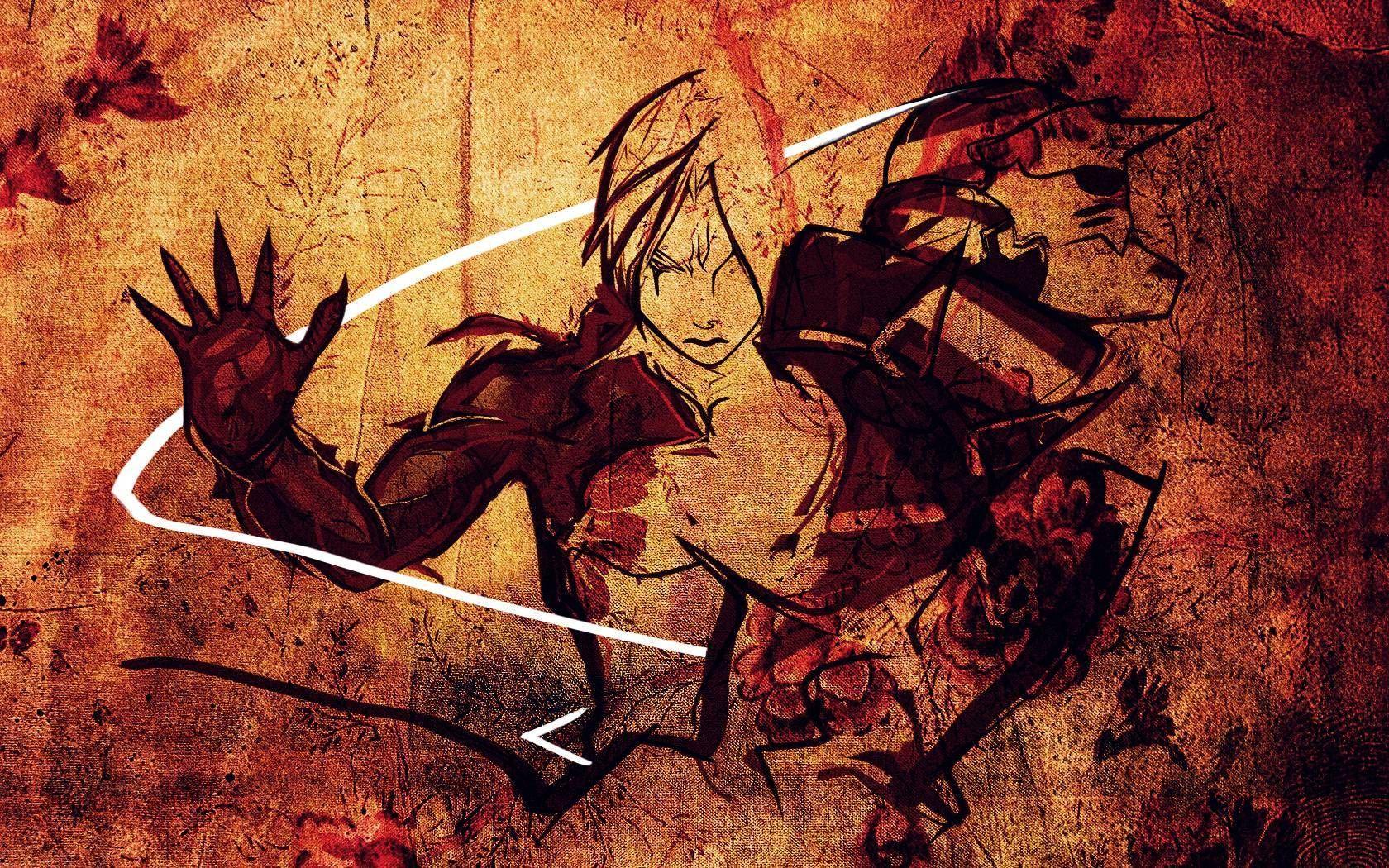 Desktop And Mobile Wallpaper Fullmetal Alchemist Wallpapers Fullmetal Alchemist Anime
