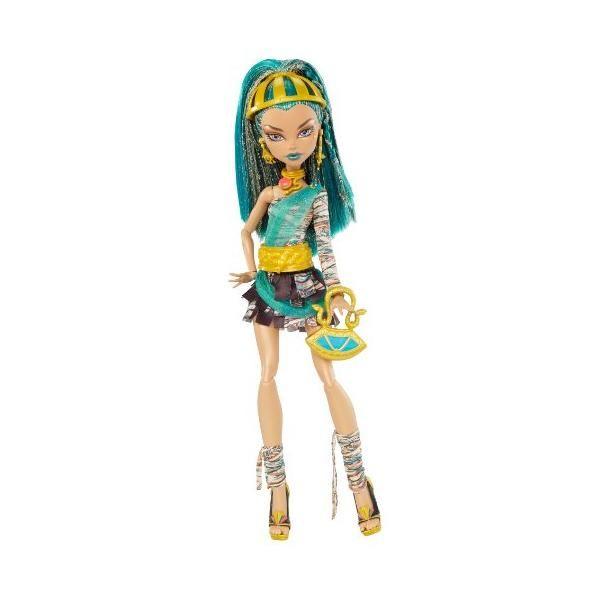 Mattel - Muñeca Monster High Nefera De Nile | Monster high | Pinterest