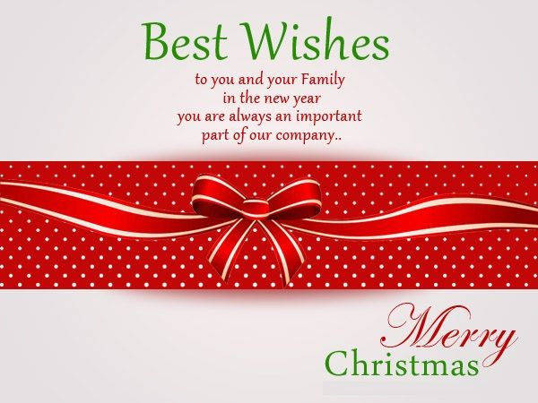 Christmas Greetings From Colleagues Christmas Cards Wording Merry Christmas Card Greetings Employees Christmas