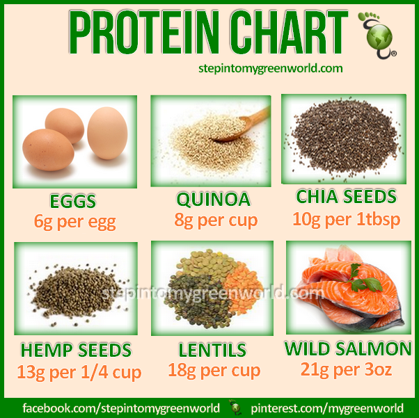 ☛ Do YOU know which foods contain good amounts of proteins? and how much? This... - #amounts #contain #foods #proteins #which - #Protein
