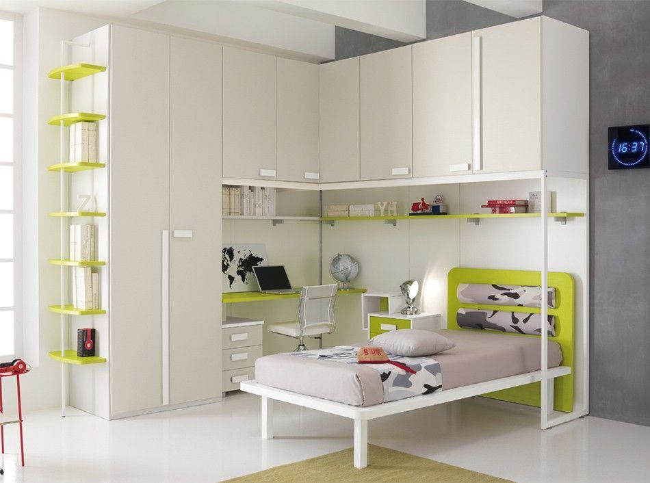 Modern Italian Kids Bedroom Set One 502 By Spar Camerette