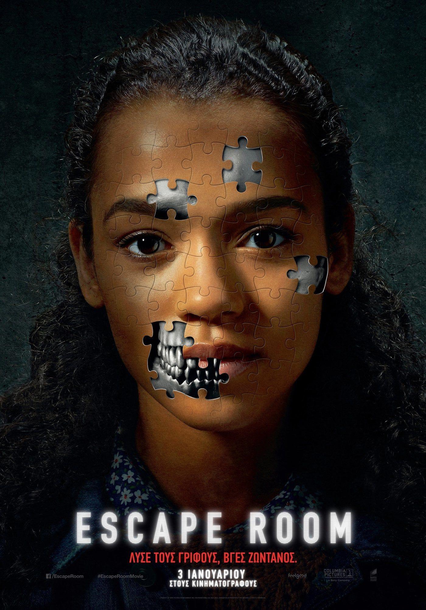 Escape Room Full Movie Online Free English 2019 Hd Q1080p Film Film Baru Film Barat