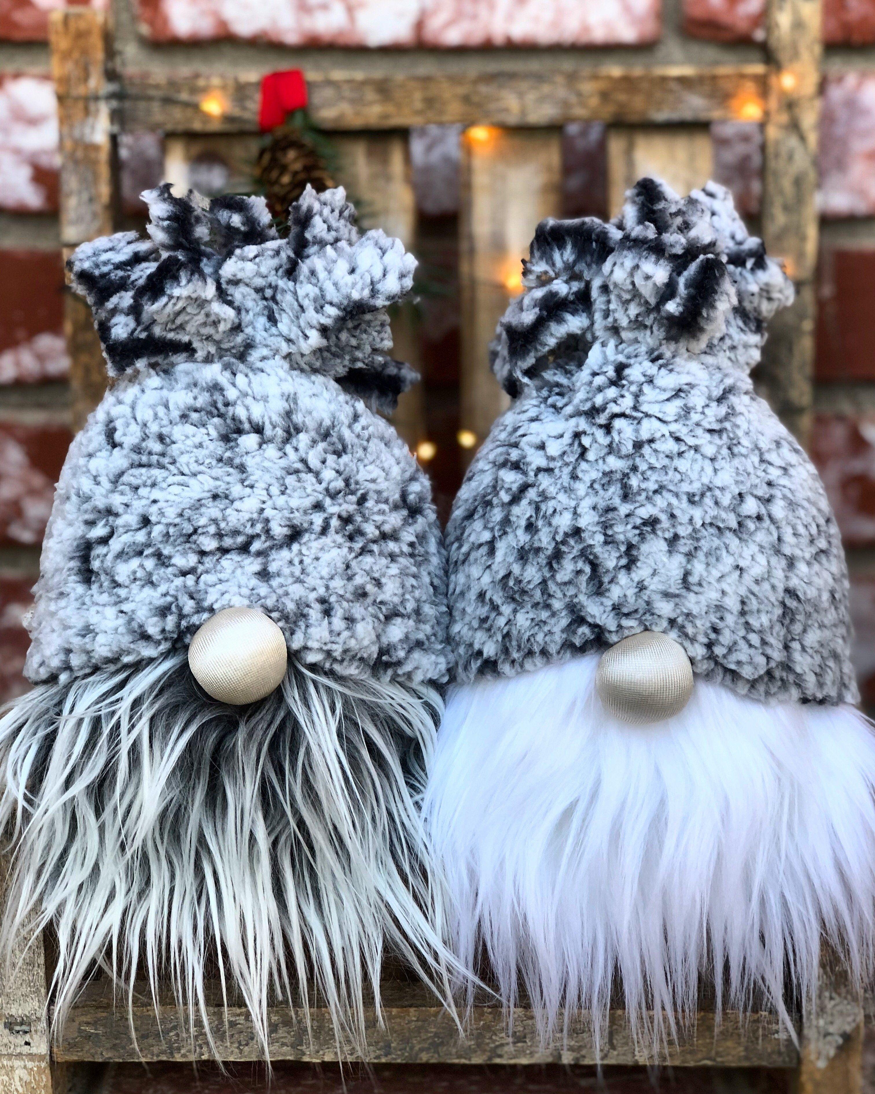 Arctic Snow Bunny Gnomes Set Gnomes, Gnomes for sale