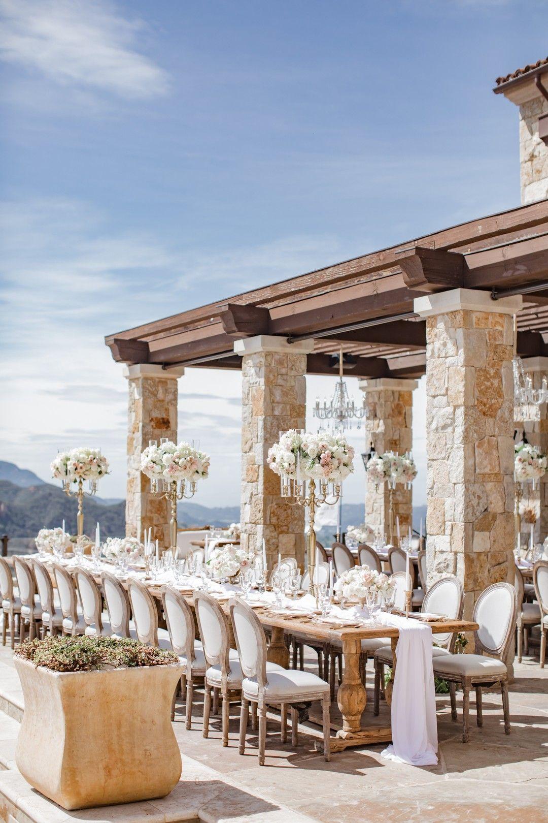 Luxurious Outdoor California Wedding Venue | California ...
