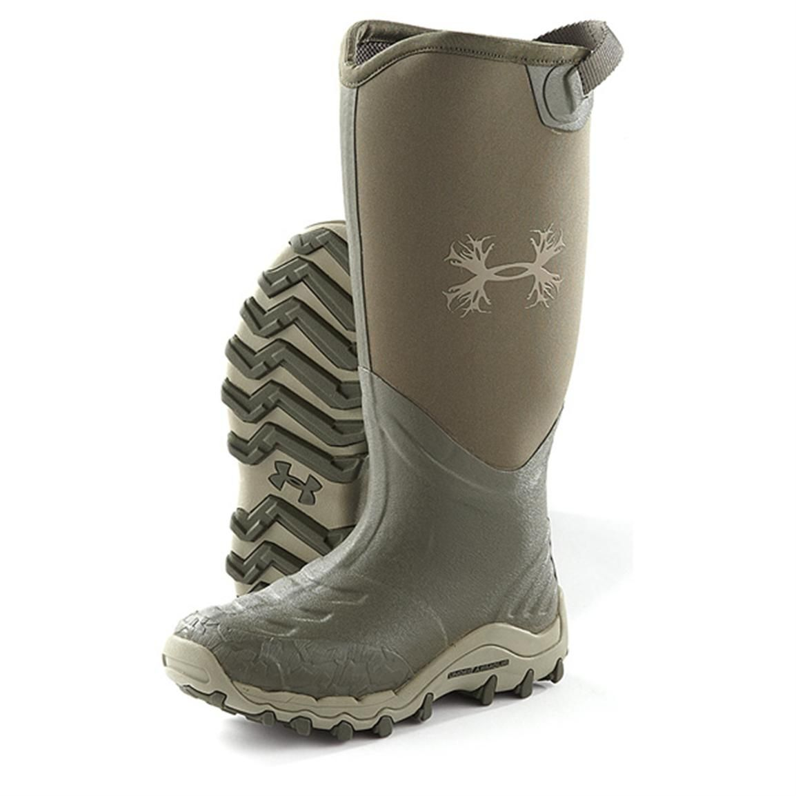 Under Armour H A W Rubber Boot 139 99 Hunting Boots Boots