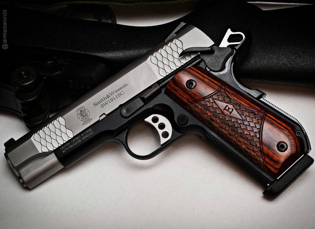 Calibre 45 Manufacturer Smith And Wesson Mod 1911 Sc Caliber Calibre