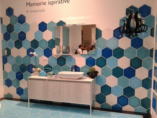 cerasarda#cersaie2015 (con immagini) | Idee per il bagno ...