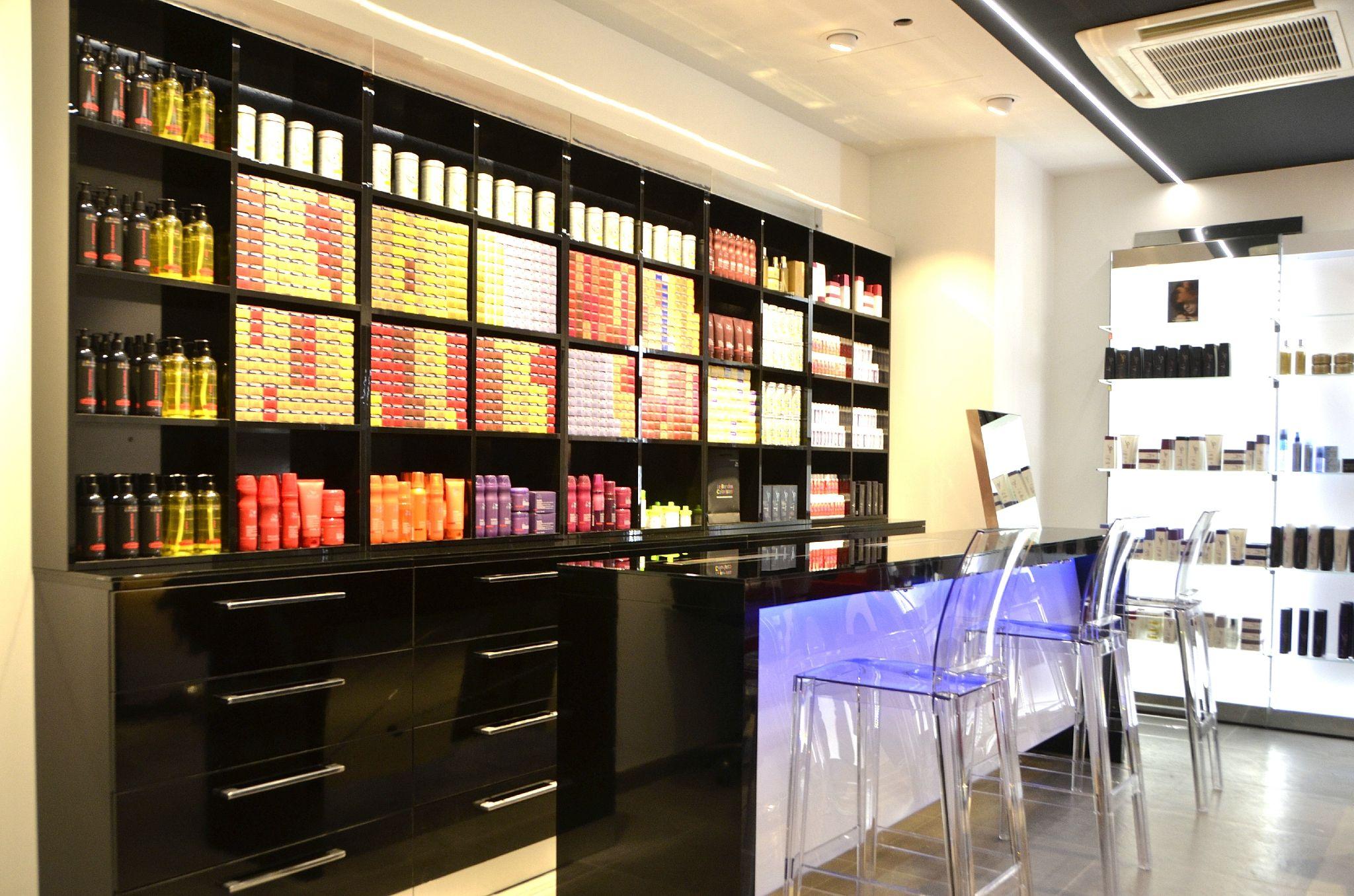Superieur Color Bar Salon   Google Search