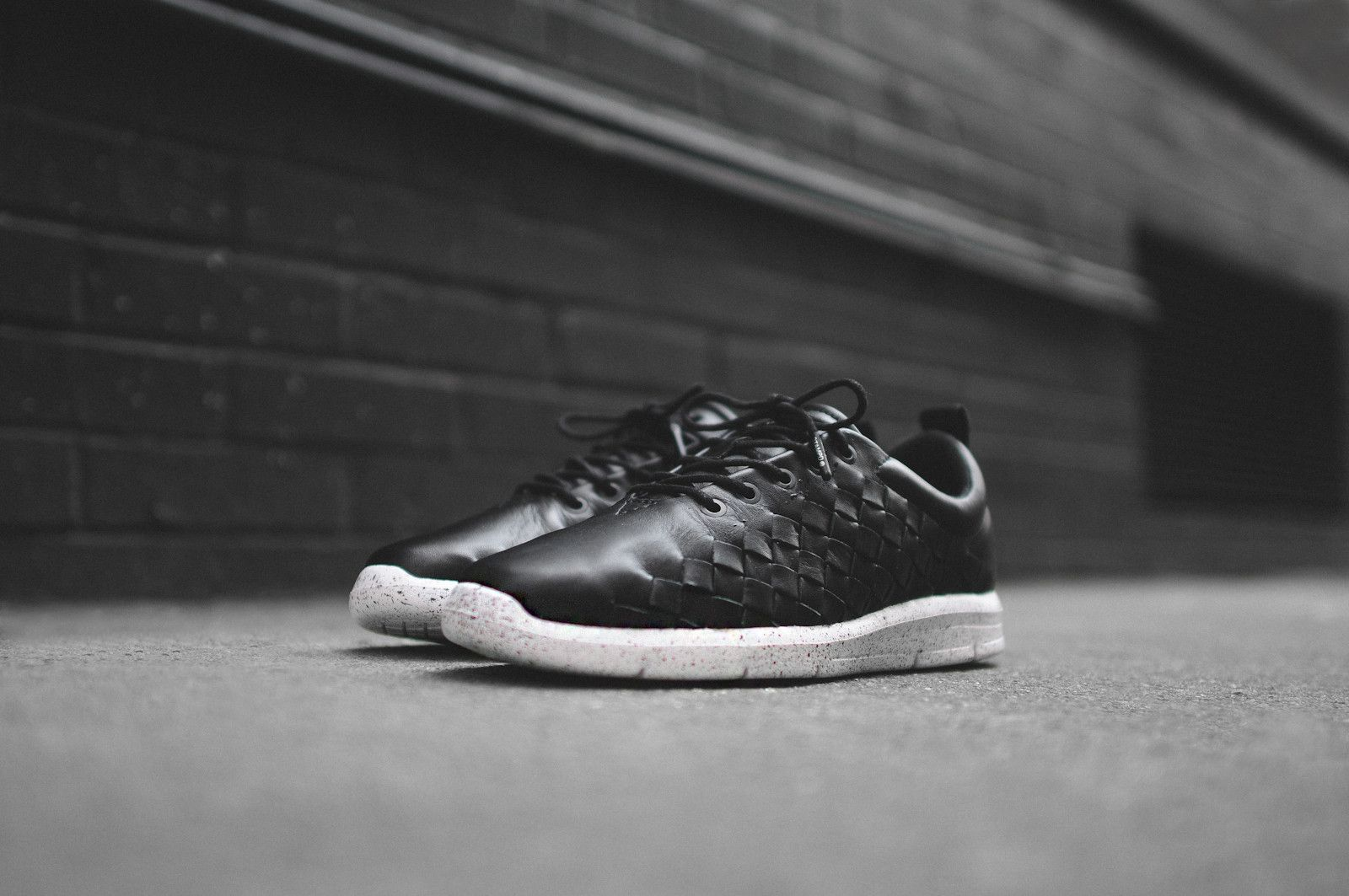 Vans OTW x STAMPD Tesella Leather - Black | Kith NYC