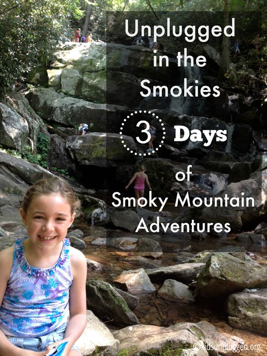 unplugged in the smokies 3 days of smoky mountain. Black Bedroom Furniture Sets. Home Design Ideas