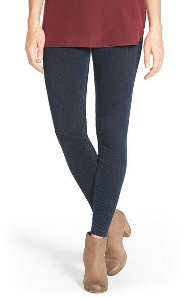 01085acc7c04c0 Lyssé Denim Leggings available at #Nordstrom | Flawsome | Lysse ...