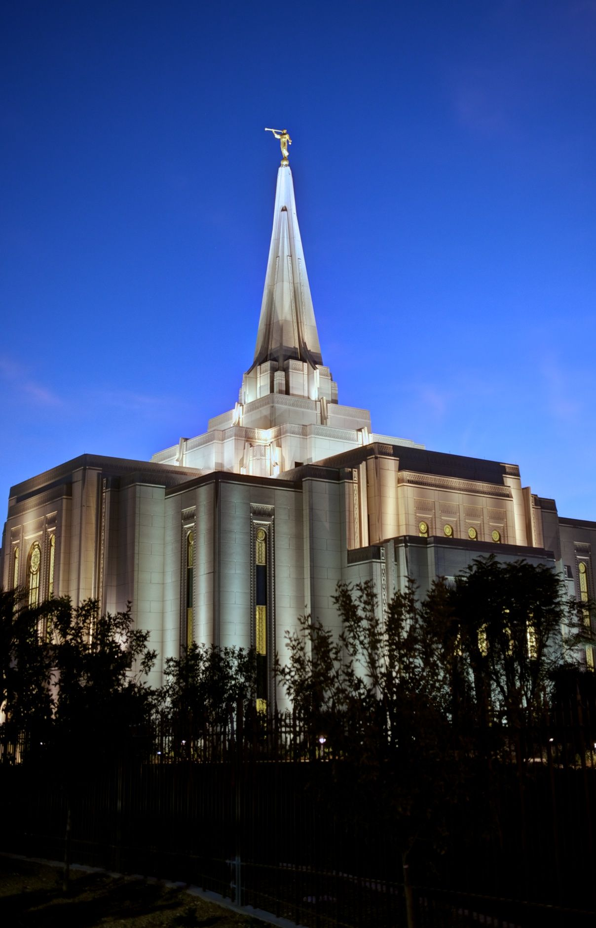 Photo taken on 11/14/13 of the Gilbert, Arizona LDS temple.  Like me at www.facebook.com/shanemorrisphotography