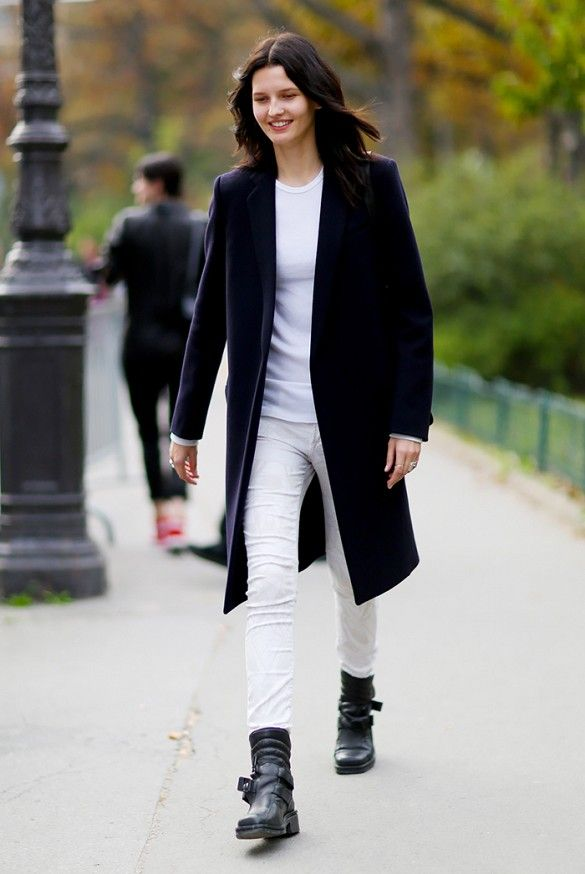 27 Ways to Wear Your Favorite Boots This Season | Black blazers ...
