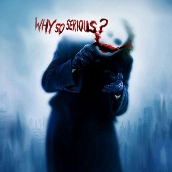 Why So Serious Joker Joker Hd Wallpaper Joker Wallpapers Joker Poster