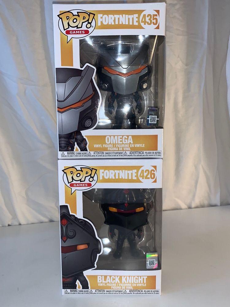 Fortnite Games Funko Pop Black Knight