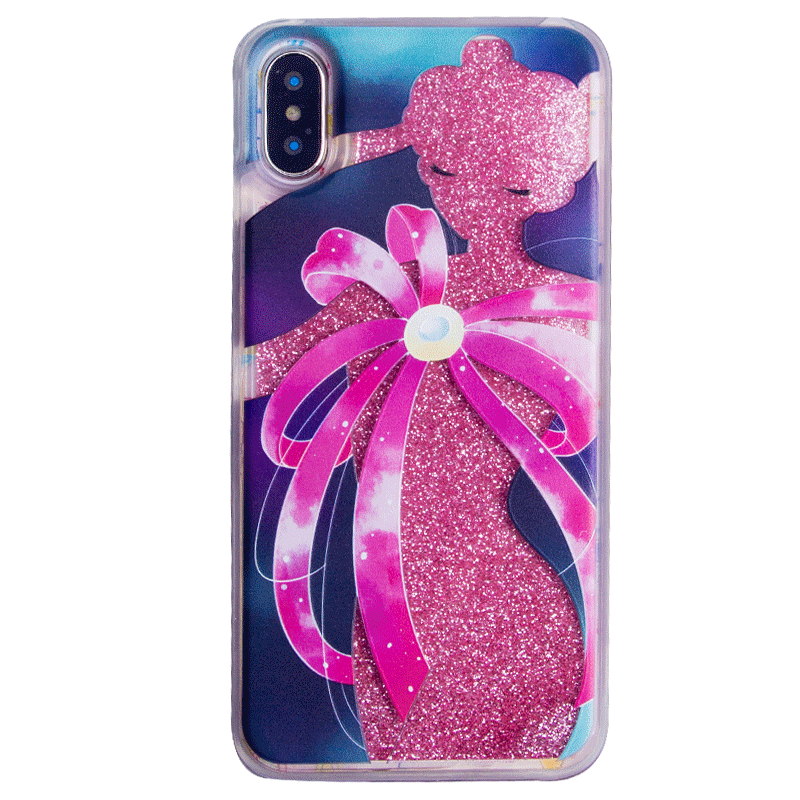 purchase cheap 4cbc8 fd0b7 Sailor Moon Quicksand Liquid Glitter Transformation Phone Case ...