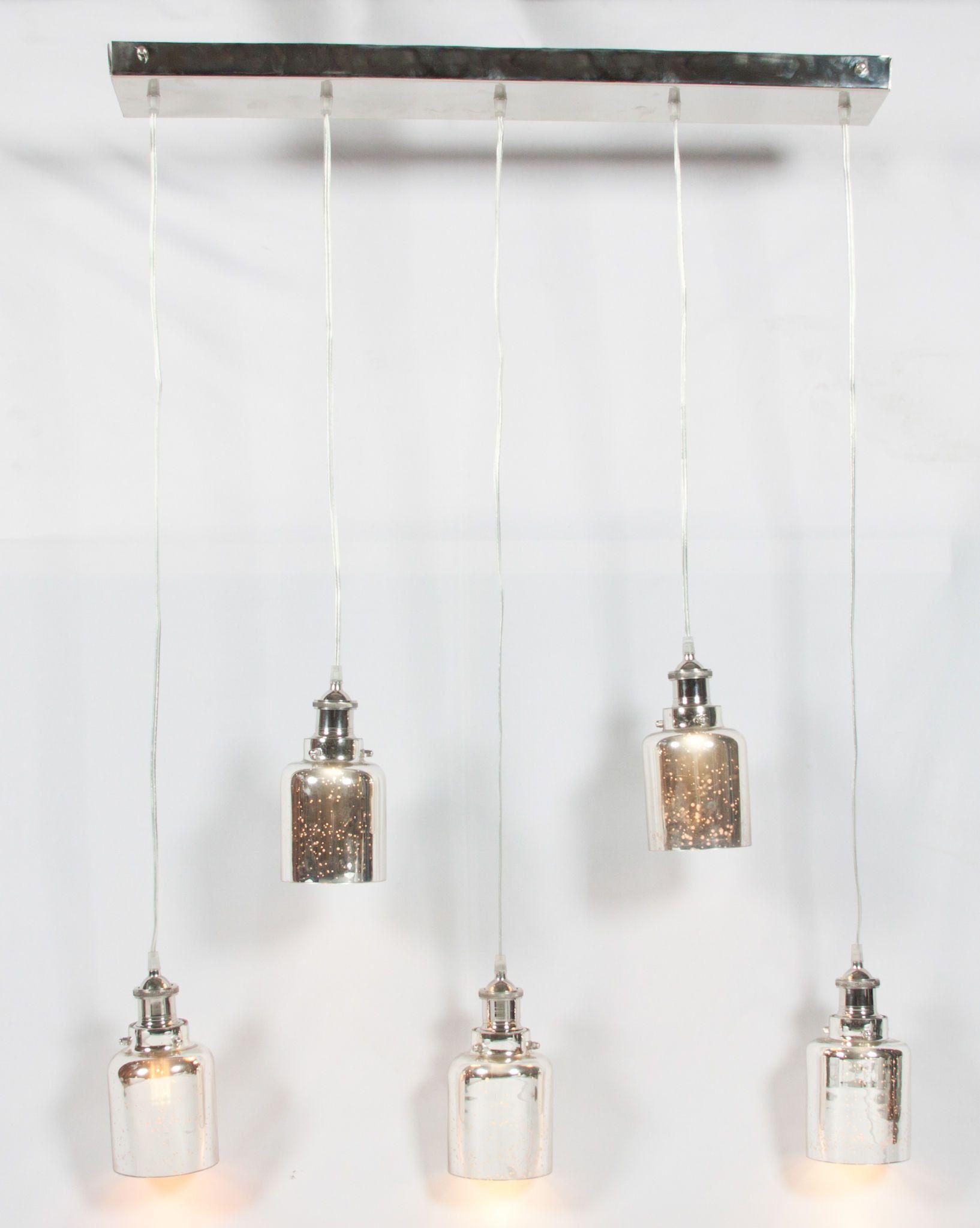 Linear Multi Pendant Light