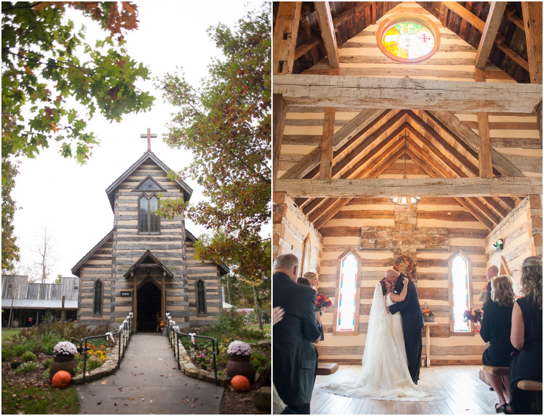 Wedding Rustic Country Chapel