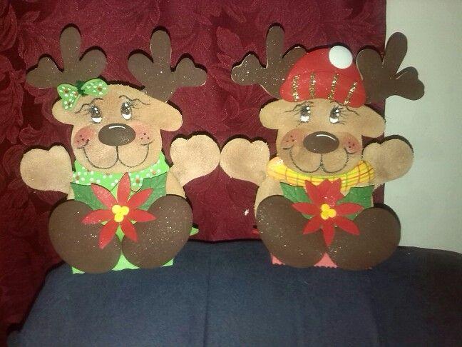Renos-Navidad
