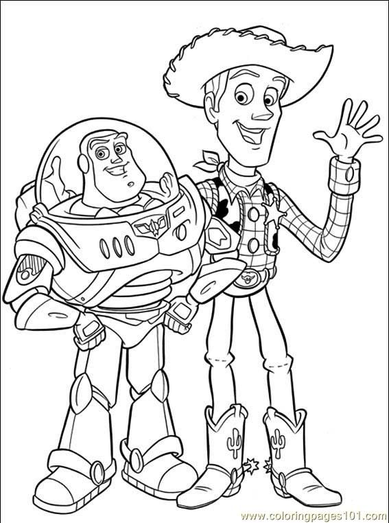 Imagen relacionada Niños colorear Para niños Pinterest Toy - new coloring book pages toy story