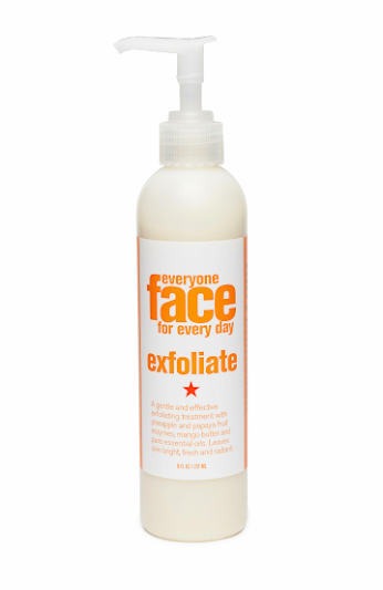 A gentle and effective exfoliating treatment that leaves skin bright, fresh, and radiant. www.teelieturner.com #skincare