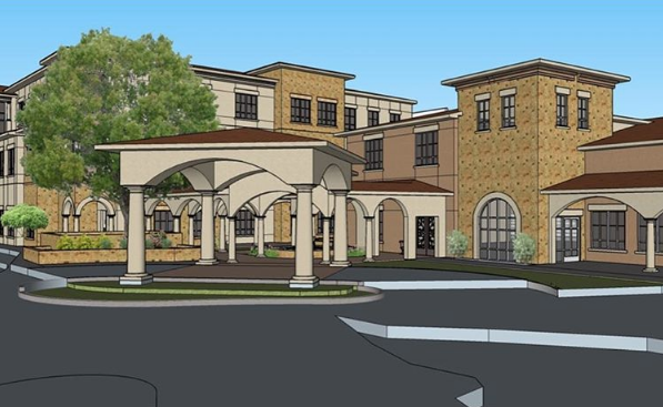 Mockup Of The Ridglea Assisted Living And Memory Care We Re Looking To Match The Feel Of Nearby Cam Senior Living Senior Living Communities Senior Communities