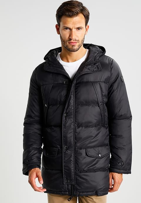 VILLA Veste d'hiver black | Winter jackets, Winter coat