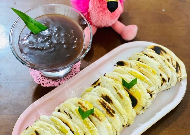 Cara Membuat Pisang Epe Kinca Durian Ala Mama Asi Ylovea Nikmat Resep Pisang Buah