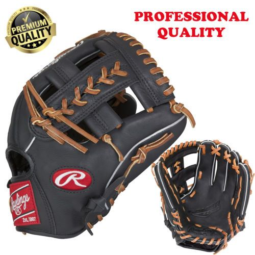 11 5 034 Baseball Glove Rawlings Gamer Righty Hand Throw Glove Infielder Baseball Baseball Glove Hand Thrown Rawlings