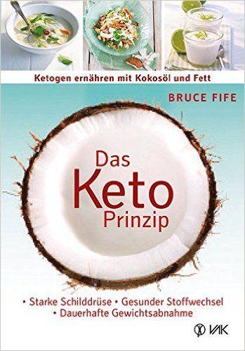 Das Keto-Prinzip: Ketogen ernähren mit Kokosöl und Fett: Starke Schilddrüse - gesunder Stoffwechsel - dauerhafte Gewichtsabnahme: Amazon.de: Bruce Fife, Anni Pott: Bücher
