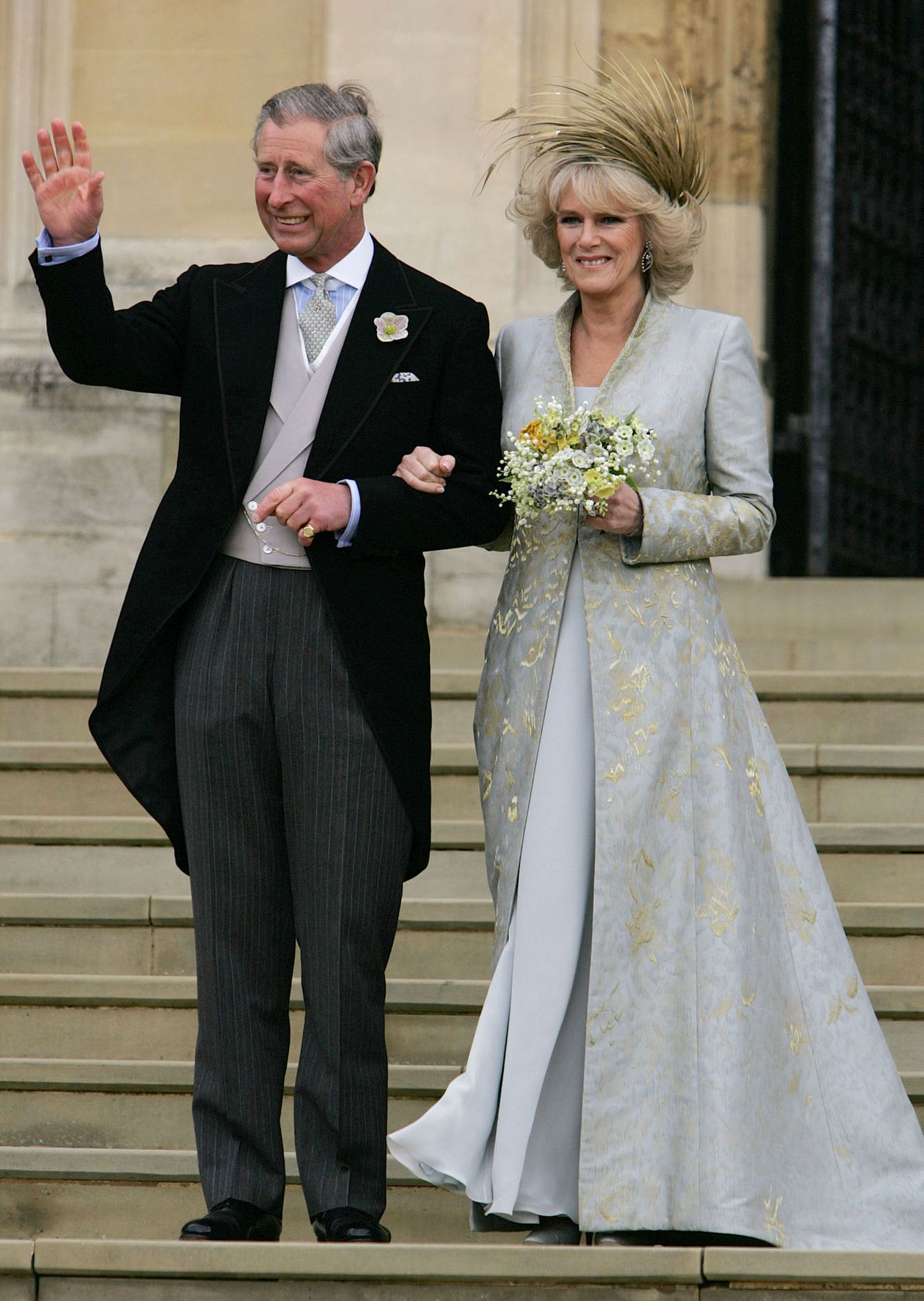 Prince Charles And Camilla Parker Bowles Wedding Had To Be Split
