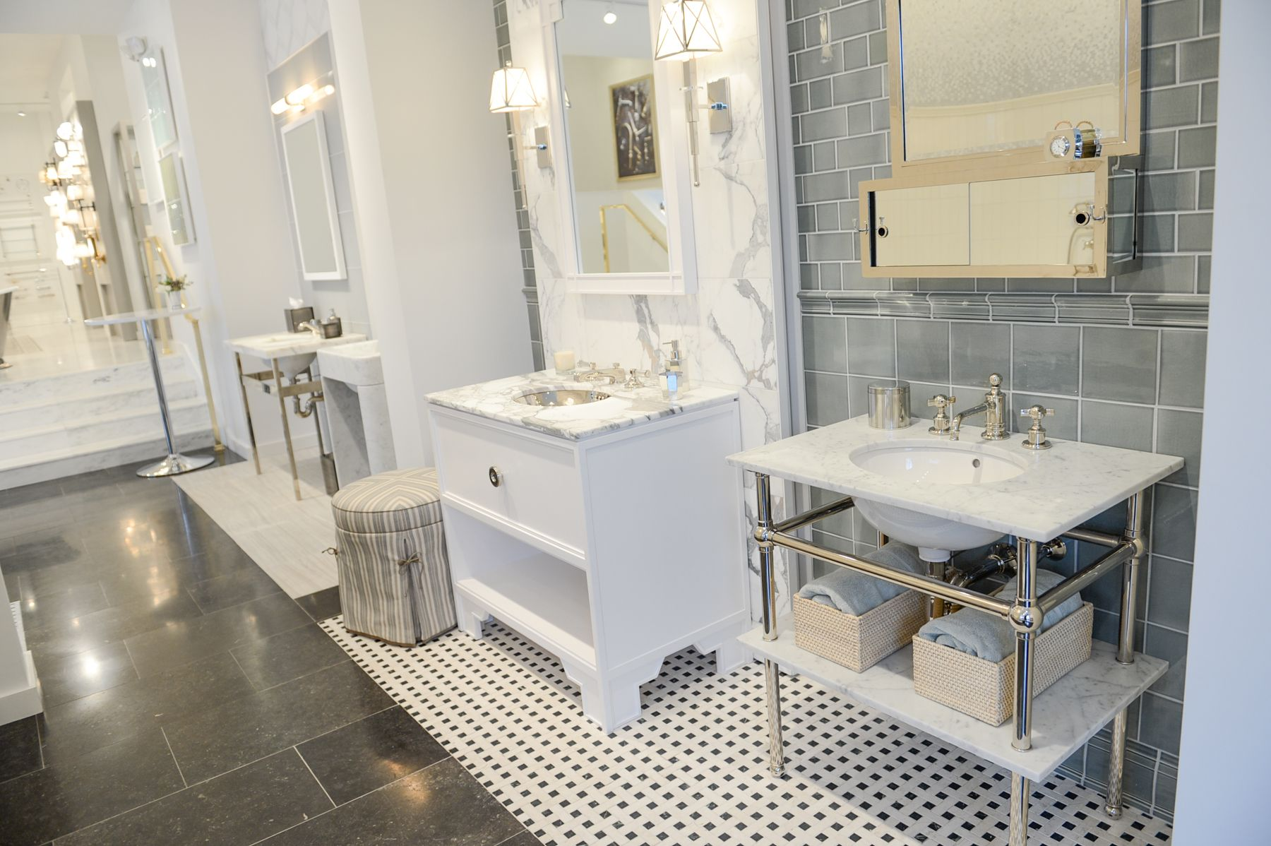 Bathroom Vignette At PIRCH Dallas | PIRCH, Dallas | Pinterest | Vignettes,  Dallas And Showroom