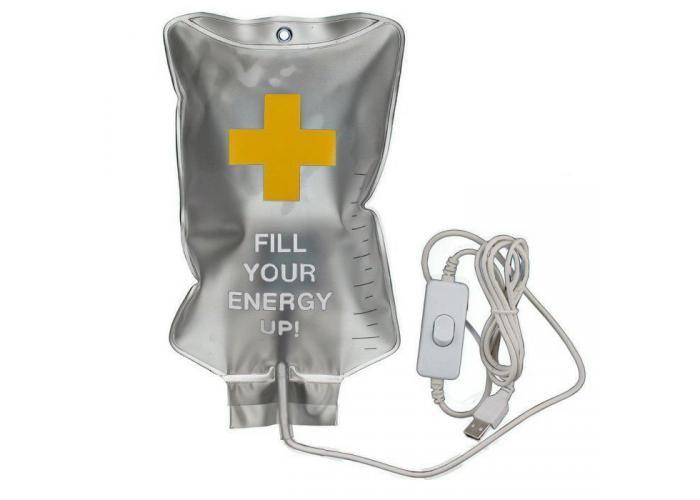 Siempre Quise Uno: Lámpara bolsa de infusión - Kichink!