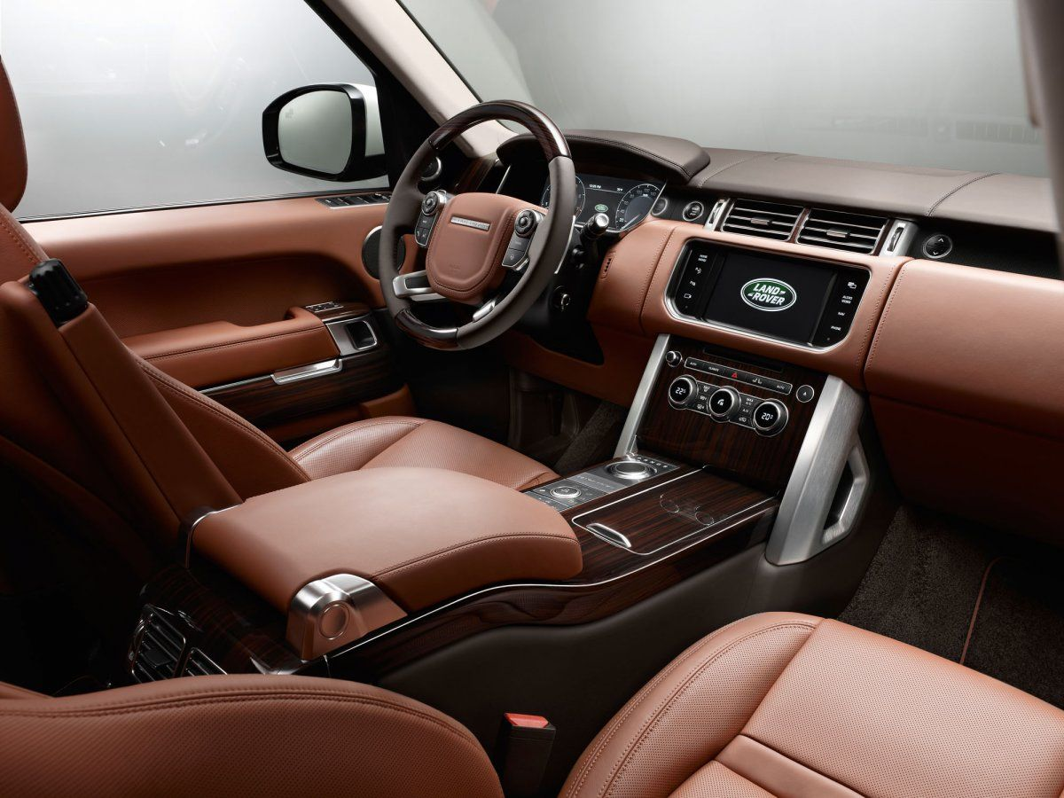 Here s what you get when you pay for the top of the line range rover autobiography