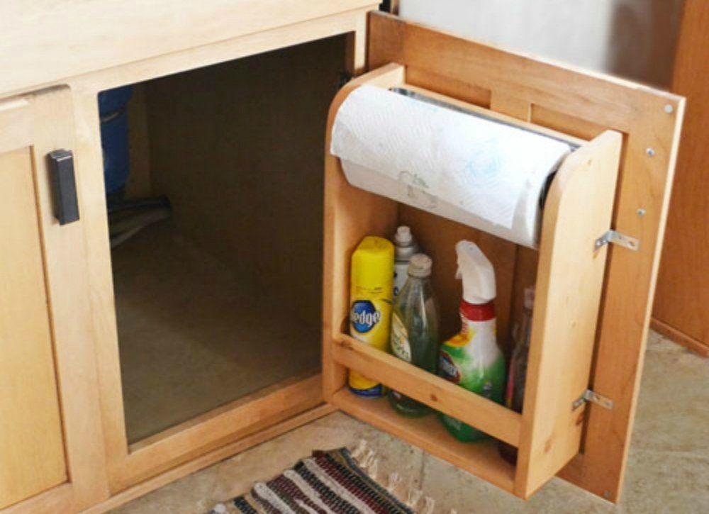 9 Handy Under Sink Organizers To Buy Or Diy Building A Kitchen